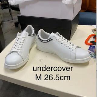 アンダーカバー(UNDERCOVER)のUndercover メンズスニーカー M 26.5cm(スニーカー)