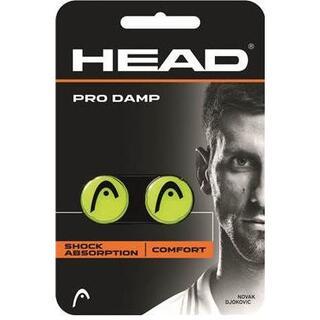 ヘッド(HEAD)の①ヘッド【HEAD】 振動止 プロダンプ(2個入) イエロー(その他)