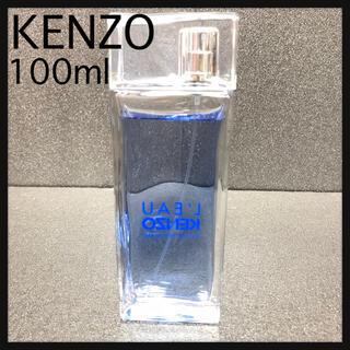 ケンゾー(KENZO)のKENZO 香水 100ml 90% 残ってます! ケンゾー フレグランス(香水(男性用))