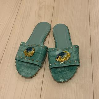 イエローブーツ(Yellow boots)のYELLO★フラットサンダル(サンダル)