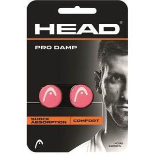 ヘッド(HEAD)の①ヘッド【HEAD】 振動止 プロダンプ(2個入) ピンク(その他)