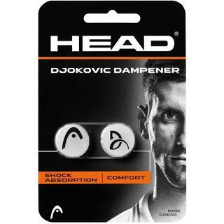 ヘッド(HEAD)の①ヘッド【HEAD】 ジョコビッチ ダンプナー 285704・ホワイト(その他)