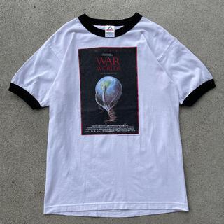 00s 古着 war of the worlds 宇宙戦争 映画 tシャツ(Tシャツ/カットソー(半袖/袖なし))