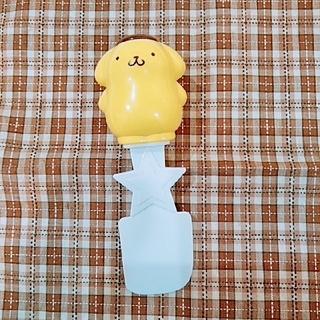 ポムポムプリン(ポムポムプリン)のポムポムプリン☆料理用 ミニ♡ヘラ [未使用](調理道具/製菓道具)
