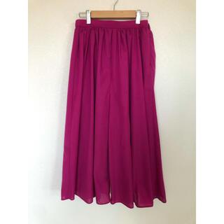 ヴィス(ViS)のスカーチョ ガウチョパンツ スカートパンツ(カジュアルパンツ)