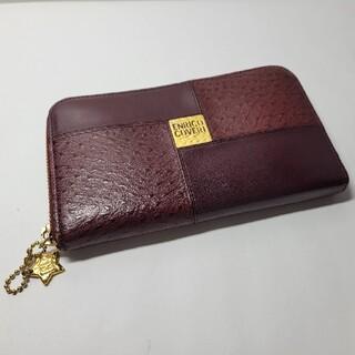 エンリココベリ(ENRICO COVERI)のENRICO COVERI エンリココベリ 長財布(財布)