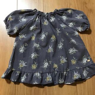 フタフタ(futafuta)のテータテート  トップス(Tシャツ/カットソー)