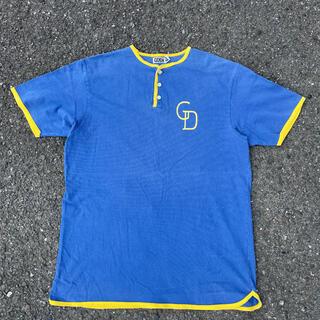 グッドイナフ(GOODENOUGH)のgood enough グッドイナフ ヘンリーネック tシャツ(Tシャツ/カットソー(半袖/袖なし))