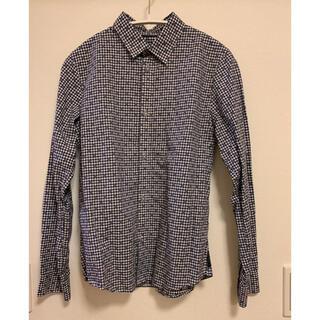 アルマーニ ジュニア(ARMANI JUNIOR)のアルマーニジュニア チェックシャツ 150 154 160(ブラウス)
