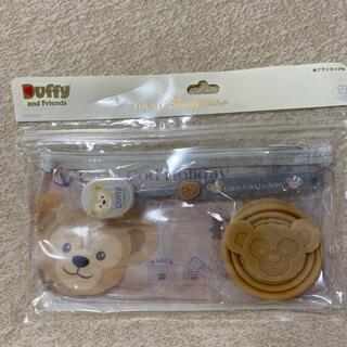 ディズニー(Disney)のDuffy歯ブラシ。(歯ブラシ/デンタルフロス)