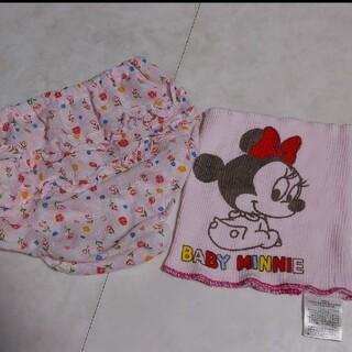 ディズニー(Disney)のブルマ スパッツ パンツ 腹巻き(パンツ)