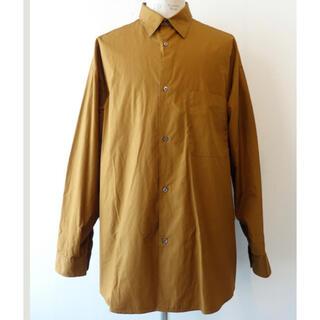 ワンエルディーケーセレクト(1LDK SELECT)のBroad Oversized L/S Regular Collar Shirt(シャツ)