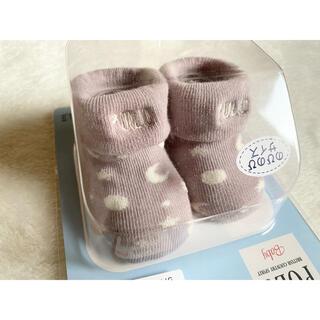 ポロラルフローレン(POLO RALPH LAUREN)の✨新品未使用✨  POLO ポロ ベビー靴下 新生児 靴下 (靴下/タイツ)
