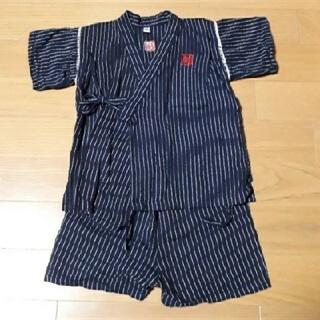 ニシマツヤ(西松屋)の甚平 90サイズ(甚平/浴衣)