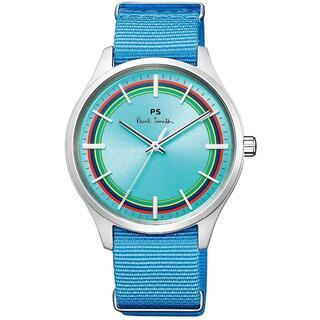 ポールスミス(Paul Smith)の新品☆Paul Smith Watch ライトブルー 時計 5気圧防水②(腕時計(アナログ))