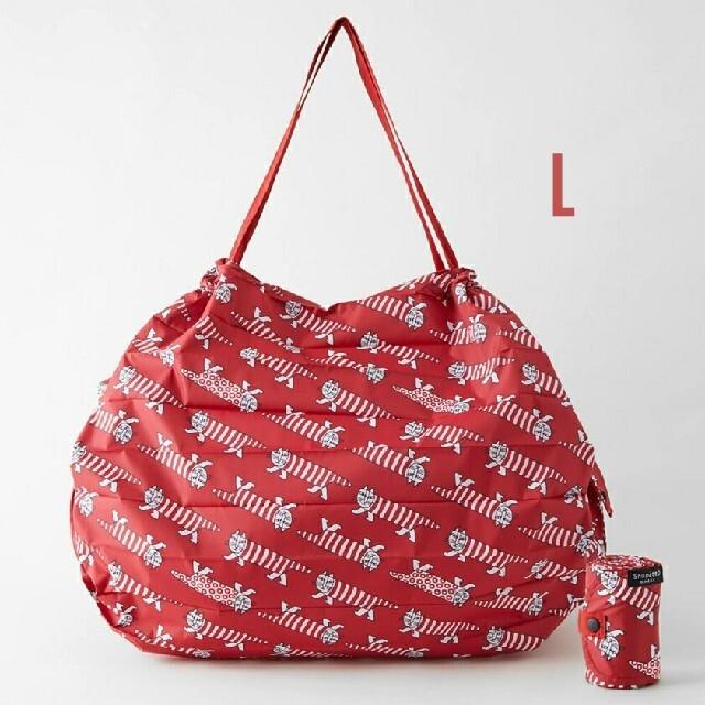 Lisa Larson(リサラーソン)の*セール!* リサラーソン L シュパット エコバッグ 折り畳み 北欧 マーナ レディースのバッグ(エコバッグ)の商品写真
