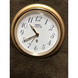 SEIKO - SEIKO置き時計