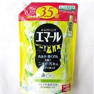 New 花王 Kao エマール おしゃれ着用洗剤 つめかえ用 1400ml(洗剤/柔軟剤)