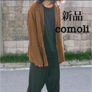 COMOLI - 【新品】 21ss comoli シープスキンジャケット