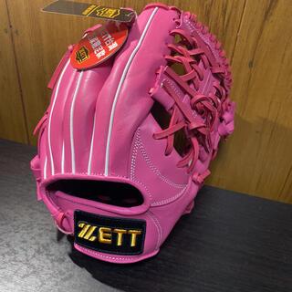 ゼット(ZETT)のグローブ 硬式用 ZETT ゼット 内野手用 新品未使用 タグ付き 野球(グローブ)