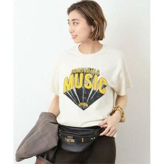 ドゥーズィエムクラス(DEUXIEME CLASSE)の【NEWTONE / ニュートーン】 MUSIC Tシャツ(Tシャツ(半袖/袖なし))