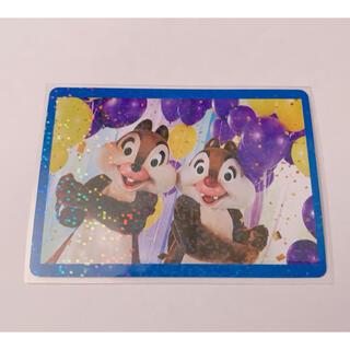 チップアンドデール(チップ&デール)のディズニー イマジニングザマジック コレクションカード チップ&デール(キャラクターグッズ)