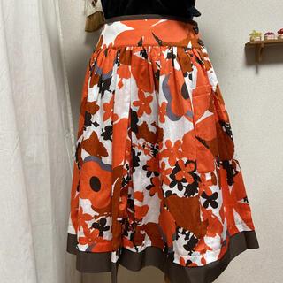 ナラカミーチェ(NARACAMICIE)のナラカミーチェ スカート  (ひざ丈スカート)