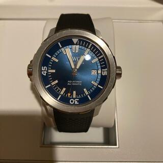 インターナショナルウォッチカンパニー(IWC)のIWC アクアタイマー ジャックイヴクストー(腕時計(アナログ))