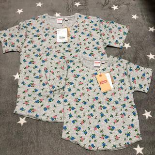 マーキーズ(MARKEY'S)のマーキーズ 新品未使用 親子お揃い Tシャツ(Tシャツ/カットソー)