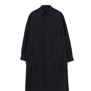 ヨウジヤマモト(Yohji Yamamoto)のYohji Yamamoto Pour HOMME ロングシャツ/コート定価7万(シャツ)