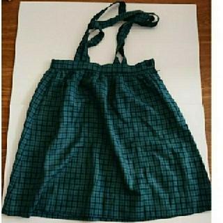 ファミリア(familiar)のfamiliar ファミリアチェックスカート サイズ130(スカート)