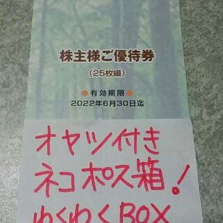 イオン(AEON)のイオン株主優待券2500円分(その他)