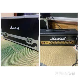 Marshall マーシャル JVM-410H ヘッドアンプ ツアーケース付き(ギターアンプ)