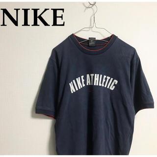 ナイキ(NIKE)の古着 NIKE  ナイキ 半袖 Tシャツ カットソー ロゴ(Tシャツ/カットソー(半袖/袖なし))