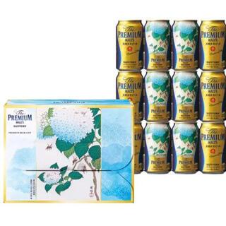 サントリー(サントリー)のお中元 <サントリー>紫陽花 ザ・プレミアム・モルツ 350ml×12本(ビール)