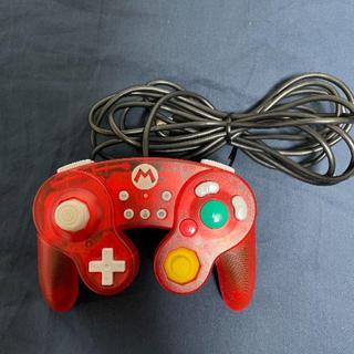ホリ クラシックコントローラー for Nintendo Switch マリオ(その他)