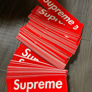シュプリーム(Supreme)のsupreme シュプリーム sticker ステッカーセット (ステッカー)