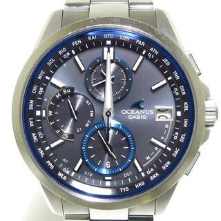 カシオ(CASIO)のカシオ 腕時計 オシアナスクラシックライン(その他)
