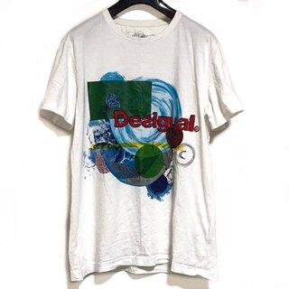 デシグアル(DESIGUAL)のデシグアル 半袖Tシャツ サイズM -(Tシャツ(半袖/袖なし))