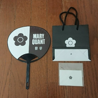マリークワント(MARY QUANT)のMARY QUANT ★ 非売品 3点セット(日用品/生活雑貨)