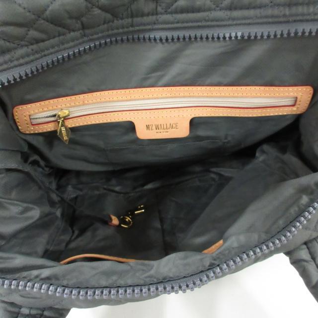 MZ WALLACE(エムジーウォレス)のウォレス ショルダーバッグ美品  - レディースのバッグ(ショルダーバッグ)の商品写真