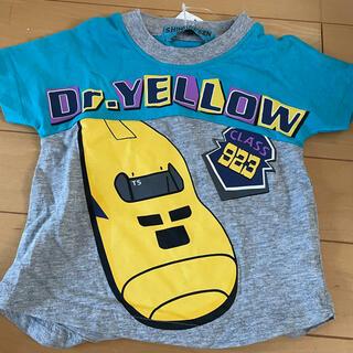 バンダイ(BANDAI)のドクターイエローTシャツ80サイズ(Tシャツ)