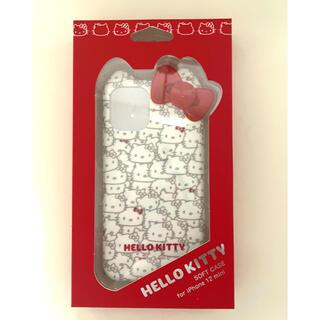 サンリオ(サンリオ)のHELLO KITTY iPhone12miniケース(iPhoneケース)