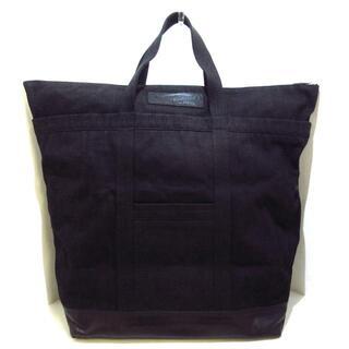 クロムハーツ(Chrome Hearts)のクロムハーツ トートバッグ美品  黒(トートバッグ)