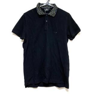 フェンディ(FENDI)のフェンディ 半袖ポロシャツ サイズ48 M -(ポロシャツ)