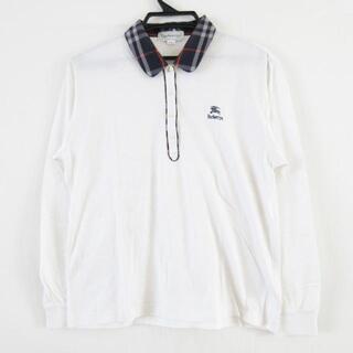 バーバリー(BURBERRY)のバーバリーズ 長袖ポロシャツ レディース -(ポロシャツ)