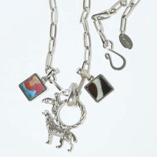 トーガ(TOGA)の【正規品】TOGA VIRILS 21AW Motif necklace(ネックレス)