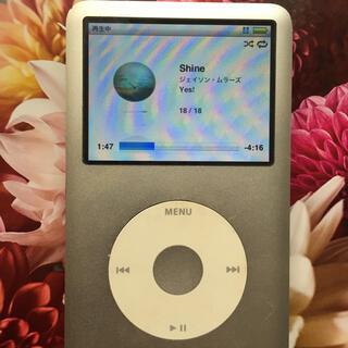アップル(Apple)のiPod 160GB(ポータブルプレーヤー)