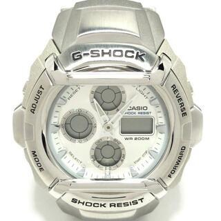 カシオ(CASIO)のカシオ 腕時計 G-511D メンズ シルバー(その他)