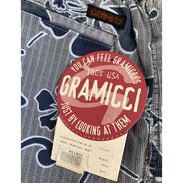 GRAMICCI(グラミチ)のGRAMICCI グラミチ ハイビスカス レア物 メンズのパンツ(その他)の商品写真